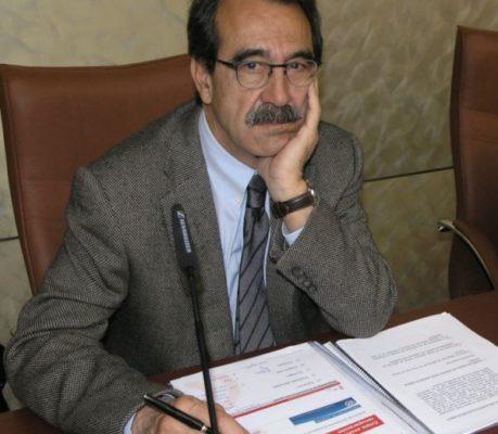 Emilio Ontiveros en la UAL
