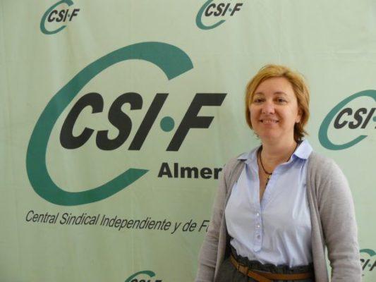 Eugenia Siles - CSIF