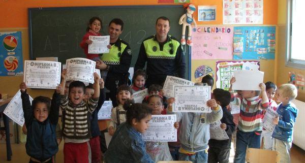 Educación Vial CEIP Mirasierra