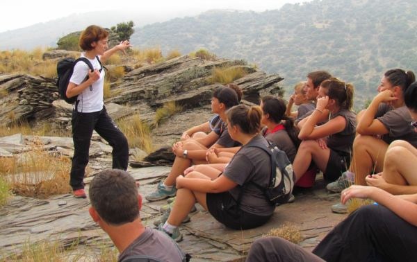 Plan Turístico Alpujarra-Ruta senderismo
