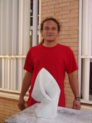 Segundo premio. La Ola de Ricardo Flores