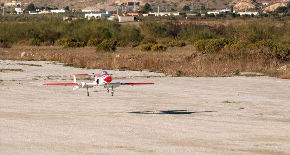 aeromodelismo pista