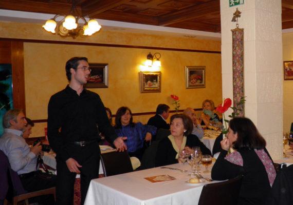 Ópera en Restaurante La Encina Plaza Vieja