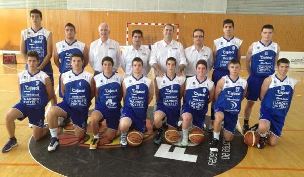 Adaba Campeonato España Junior Baloncesto Zaragoza