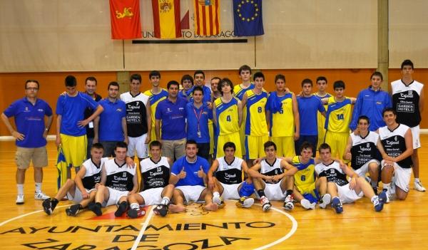 Adaba Campeonato España junior Zaragoza