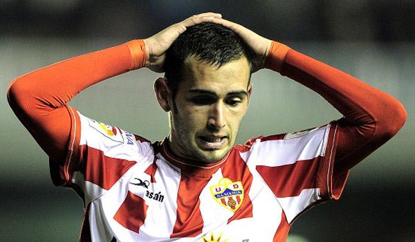 Aleix Vidal no se cree que a la UD Almería se le haya escapado el playoff