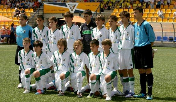 Pavía Fútbol Selección Andalucía