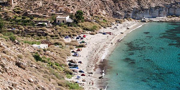 San Pedro es uno de los rincones más protegidos del Parque Natural de Cabo de Gata-Níjar