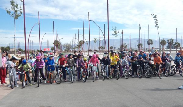 170 participantes en el nuevo Circuito Municipal