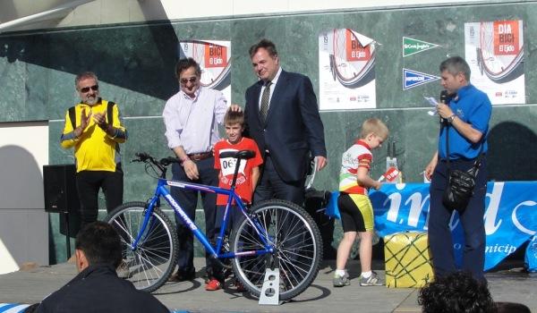 Día Bicicleta El Ejido El Corte Inglés