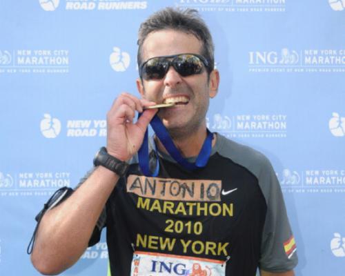 Doctor Ríos Maraton Nueva York