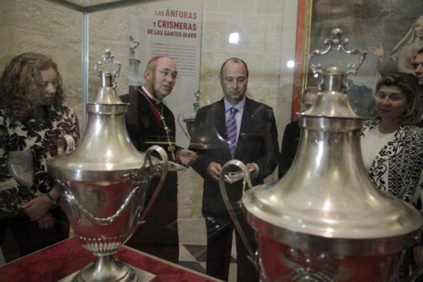 El Alcalde inaugura el museo de la catedral
