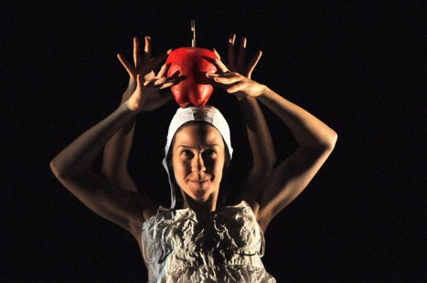 El bosque de Grimm, espectáculo de La Maquiné en El Ejido
