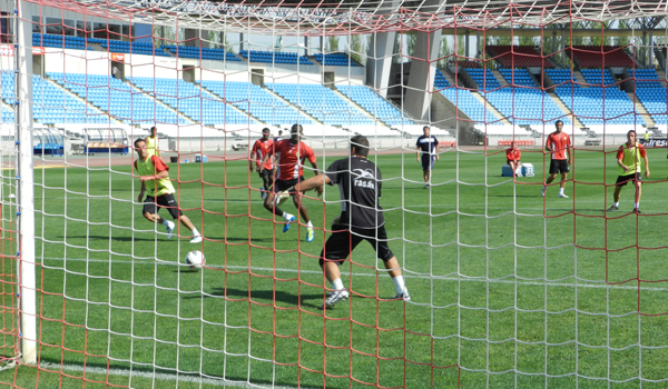 La UD Almería ha revivido en la Liga Adelante y no puede fallar ante el CD Numancia