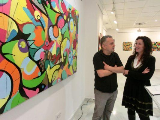 Exposición de Miguel García Haro