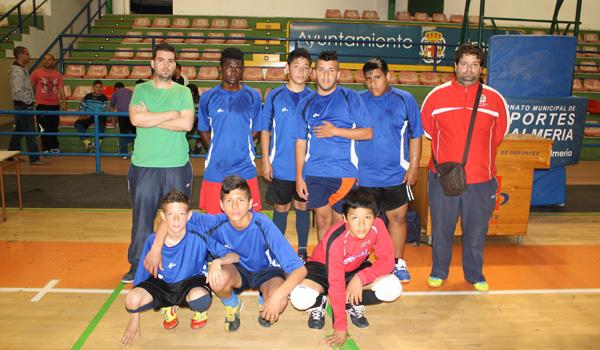 La competición de fútbol sala de la temporada 2011/12 del Patronato Municipal de Deportes de Almería ya ha concluido