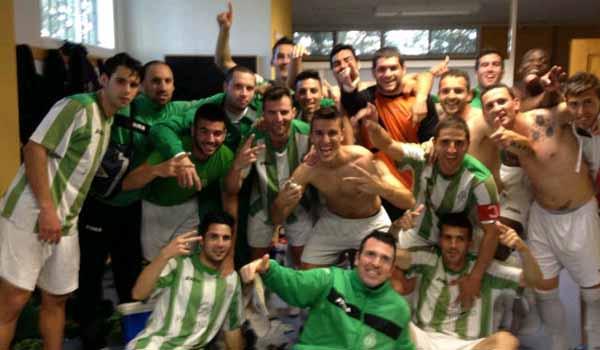 La AD Huércal ha demostrado en Linarejos que no es casualidad su clasificación para la promoción a Tercera División