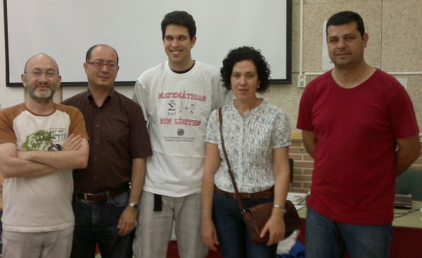 José Ojeda Premio UAL