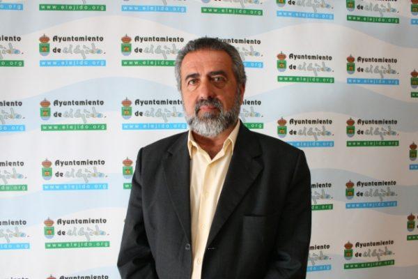 Jose Andrés Cano, concejal de Cultura de El Ejido