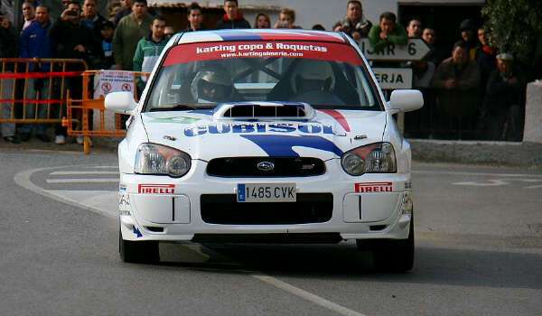 Juan Ruiz Rally Pozoblanco