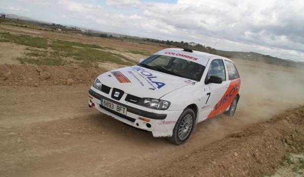 Lirola Racing Ruta Califato Córdoba Rally