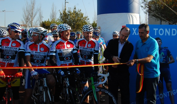 Marcha Ciclista Martínez Oliver Pedro Delgado