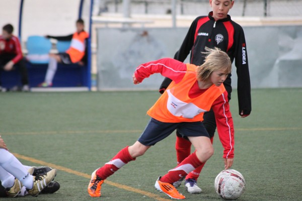 Futbolistas Pavía Selección Andaluza