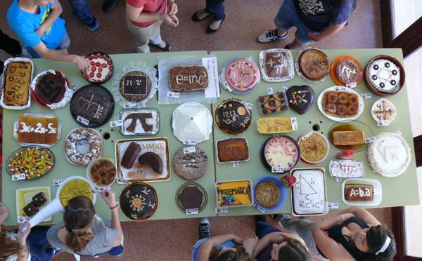 El IES Río Aguas de Sorbas ha tenido una manera muy sabrosa de celebrar el Día Escolar de las Matemáticas