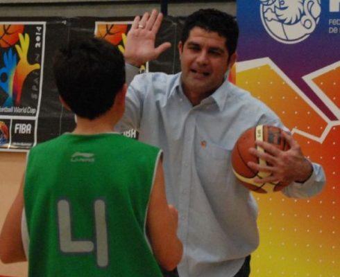 Raúl Fernández Andalucía Baloncesto