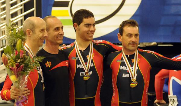 Juan Emilio Gutiérrez, conocido como Richard en el ciclismo adaptado, atesora una cantidad tremenda de triunfos internacionales
