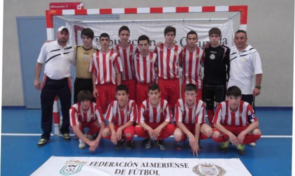 Selección Almería Fútbol Sala