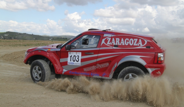 Team Zaragoza Rally Ruta Califato Córdoba
