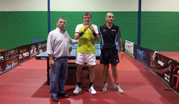 Clausurado el tenis de mesa de los JDM de esta temporada 2011/12