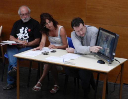 La Asociación SOS Patrimonio, de Almería, tiene a Araceli Sánchez como presidenta