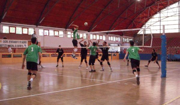 Unicaja Almería Voleibol Campeonatos de España