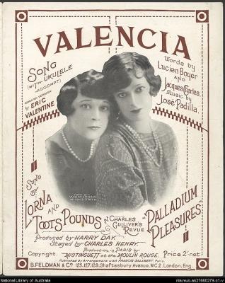 Valencia, de José Padilla