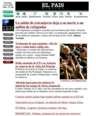 El País 1996