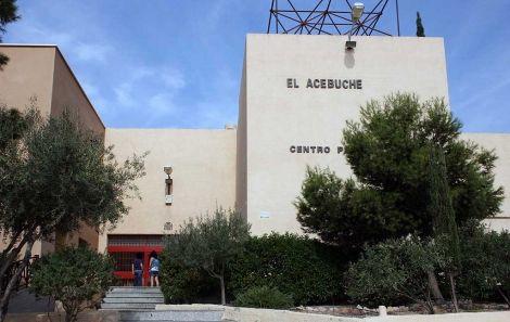 prisión El Acebuche