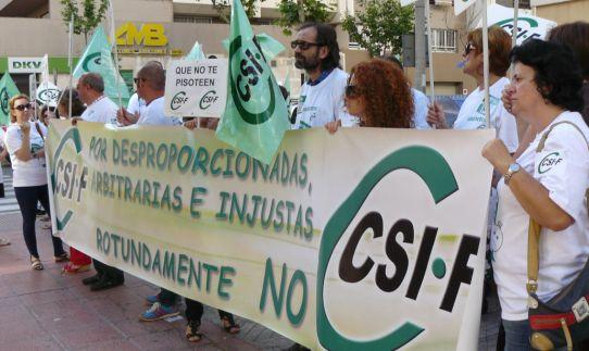 Concentración CSIF