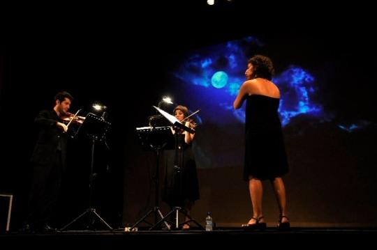 Ausdruck Trio en El Ejido