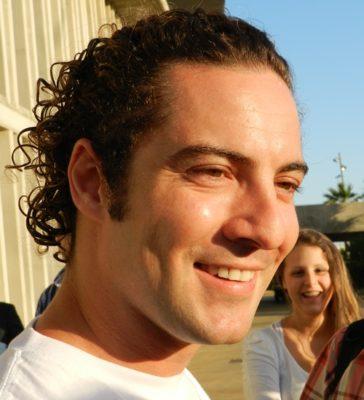 Una de las principales características de David Bisbal es su eterna sonrisa