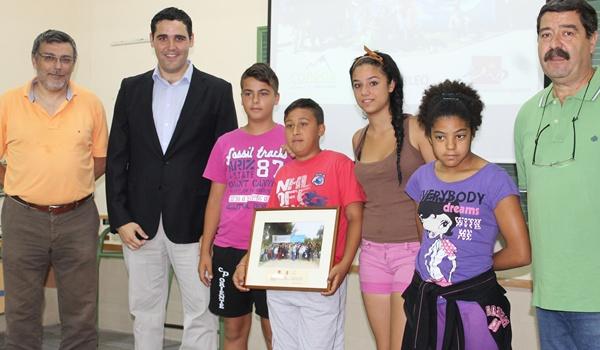 La Escuela de Montañismo del Patronato Municipal de Deportes de Almería se desarrolla junto a la Federación Andaluza de Montañismo