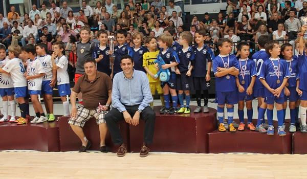 Los Juegos Deportivos Municipales de Almería ya echan el cierre en todas las modalidades, también en fútbol sala