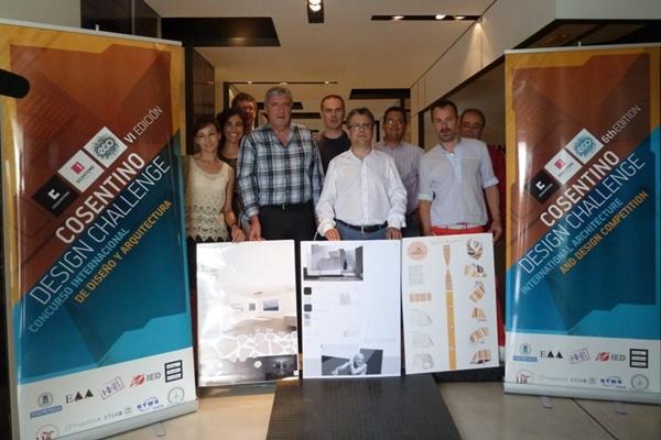 Grupo Cosentino ha promovido la sexta edición de su Design Challenge con las principales escuelas de Europa