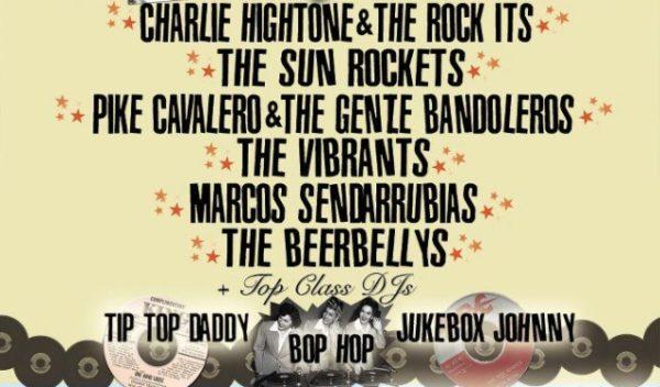 Desert Wind Festival, rock&roll en Roquetas