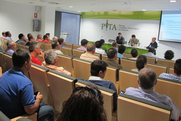 La Agencia IDEA ha reunido a más de cincuenta empresas de Almería para hablar de eficiencia energética