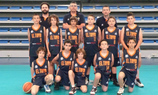 El Toyo Basket Top Kids La Ciotat