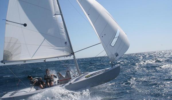 El Patronato Municipal de Deportes de Almería ha iniciado su Escuela de vela y crucero