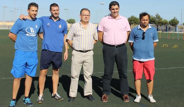 Las escuelas deportivas de fútbol de El Alquián, en Almería capital, han tenido gran éxito