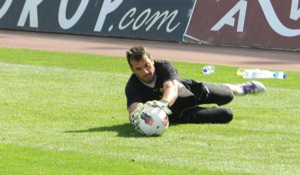 El portero de la UD Almería ha cumplido una amplia trayectoria en Primera División